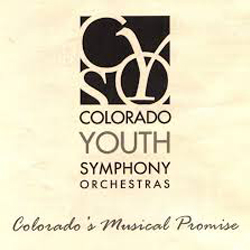 Colorado Youth Symphony Orchestra