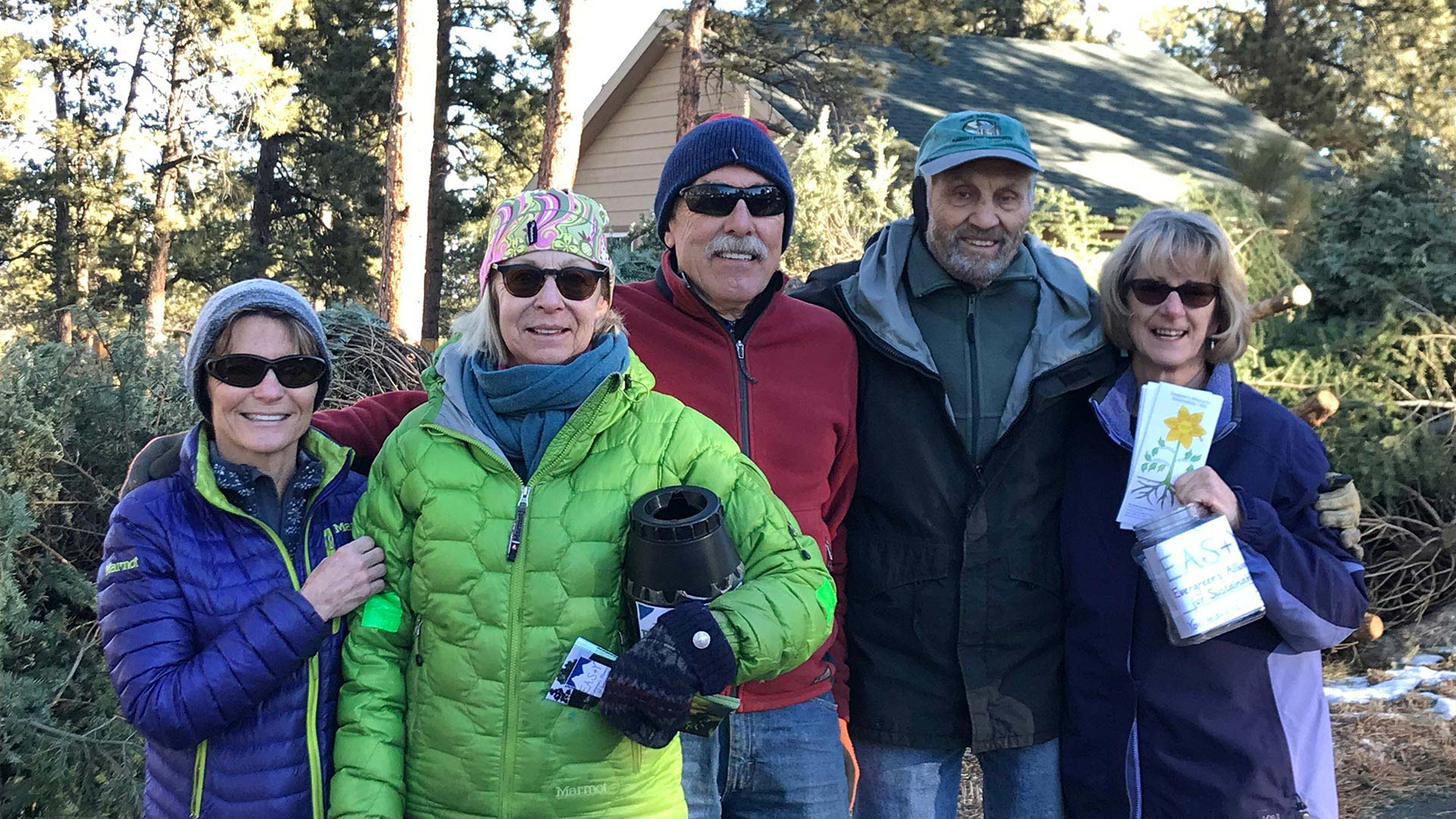 Support the Evergreen Sustainability Alliance