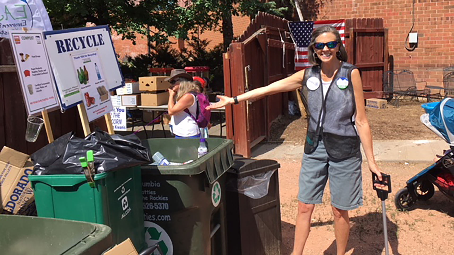 Zero Waste Event Services
